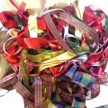 Christmas Value Ribbon Box