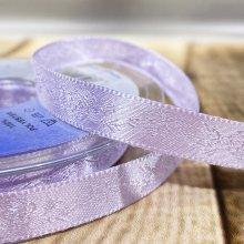 10mm Rose Satin Ribbon Lilac