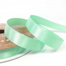 10mm Satin Ribbon Soft Mint