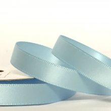 10mm Satin Ribbon Light Blue