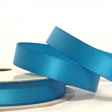 10mm Satin Ribbon Turquoise