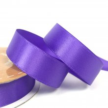 15mm Satin Ribbon Delphinium