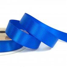 15mm Satin Ribbon Electric Blue