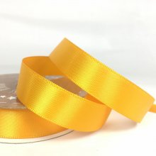15mm Satin Ribbon Nectarine