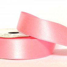 22mm Satin Ribbon Pink Delight