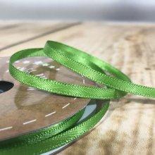 3mm Satin Ribbon Leaf