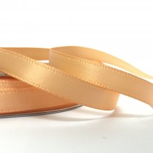 6mm Satin Ribbon Coral