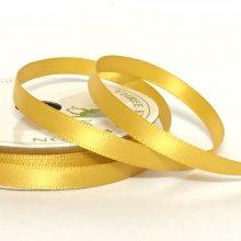 6mm Satin Ribbon Old Gold