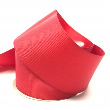 51mm Grosgrain Ribbon Red