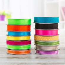 Fantastic Ribbons - Brights Collection - 14 Rolls