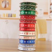 Fantastic Ribbons Snowflakes Collection - 12 Rolls