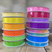 Summery Brights Ribbon Collection