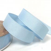 15mm Grosgrain Ribbon Powder Blue