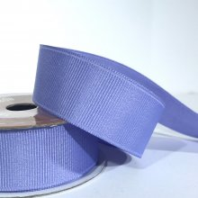 25mm Grosgrain Ribbon Periwinkle Blue