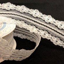 27mm Daisy Lace Ribbon