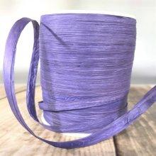 Paper Raffia Tying Ribbon Amethyst - 90m