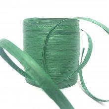 Paper Raffia Tying Ribbon Emerald - 90m