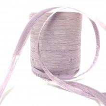 Paper Raffia Tying Ribbon Lilac - 90m