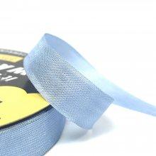 15mm American Seam Binding Ribbon Queen Blue