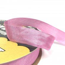 15mm American Seam Binding Ribbon Rose