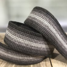 35mm Webbing Cafe Stripe