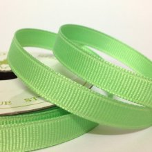 10mm Grosgrain Ribbon Jade