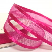10mm Satin Edge Organza Ribbon Beauty