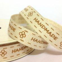 10mm Twill Tape Ribbon Handmade