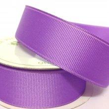 25mm Grosgrain Ribbon Lavender
