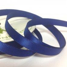 6mm Satin Ribbon Deep Blue