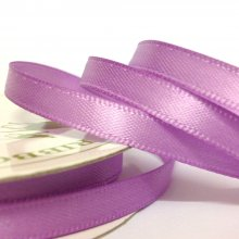 6mm Satin Ribbon Lilac