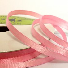 6mm Satin Ribbon Pink Delight